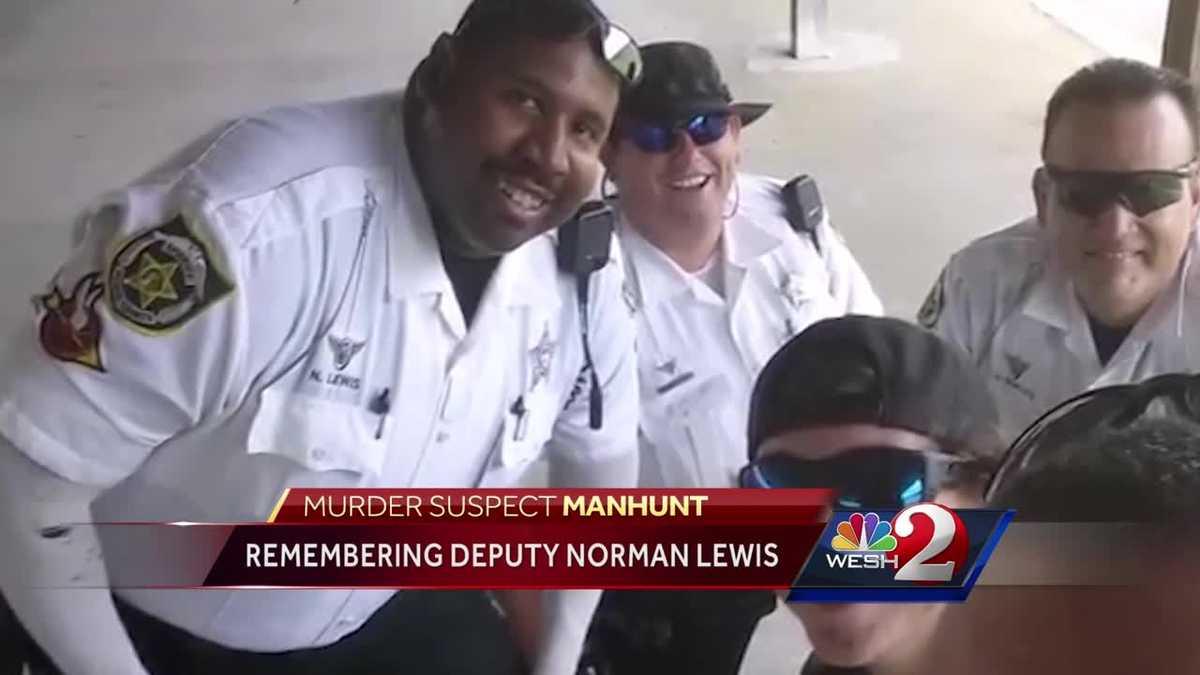 Remembering Deputy Norman Lewis