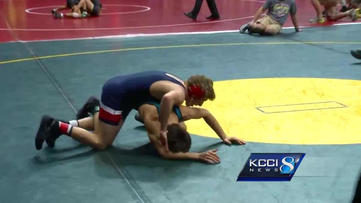106 wrestling state meet