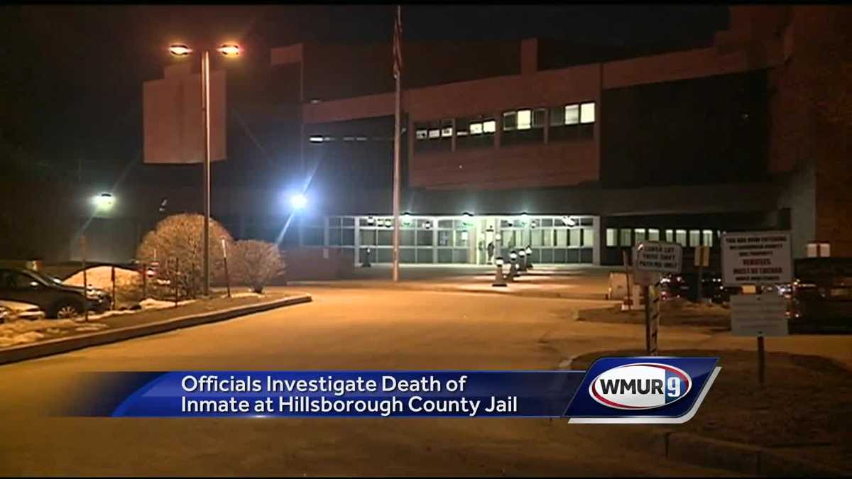 Officials investigate death of inmate at Hillsborough ...