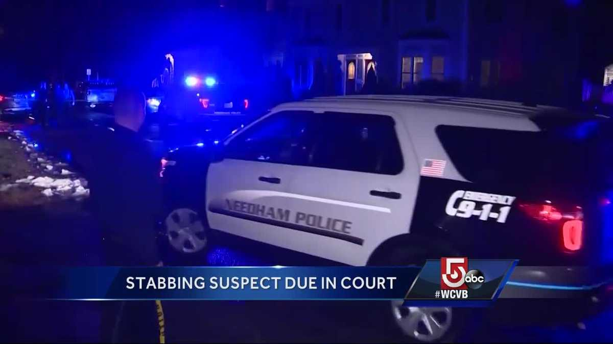 Stabbing suspect due in court