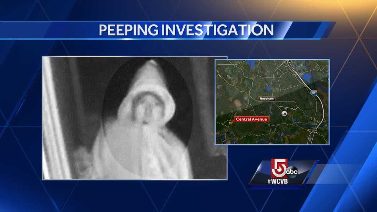 2nd peeping Tom incident reported