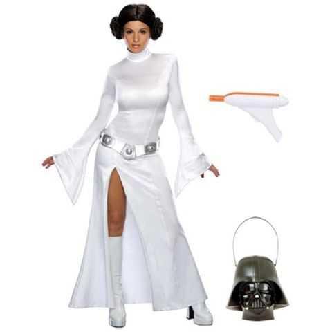princess leia halloween costume star wars
