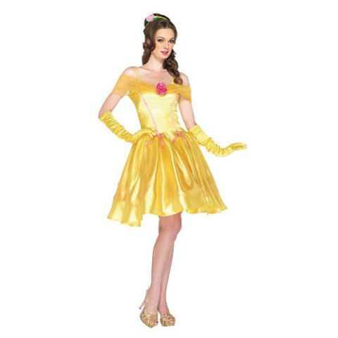 Women's Princess Belle Costume