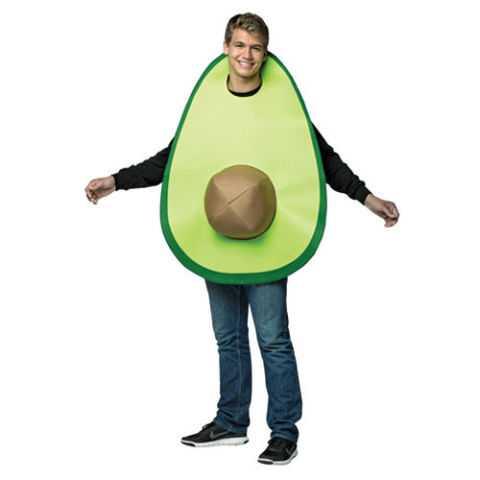 Avocado Costume Adult