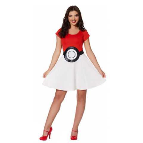 Pokeball Dress - Pokemon