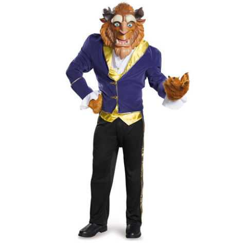 Disney's Beauty and The Beast Beast Ultra Prestige Adult