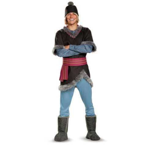 Frozen's Kristoff Costume Adult