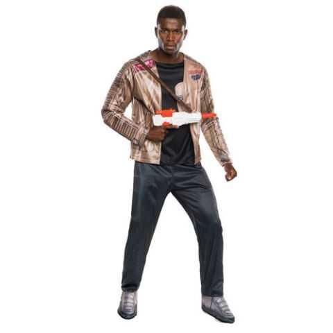 Star Wars The Force Awakens Deluxe Finn Costume Adult