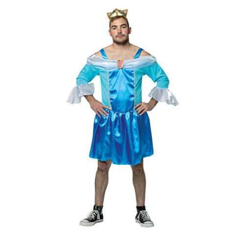 Cinderfella Costume Adult