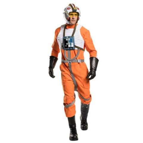 Star War's Classic X Wing Fighter Grand Heritage Costume Adult