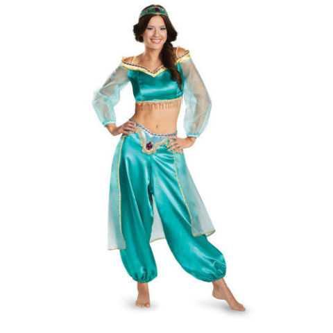 Jasmine from Aladdin costume