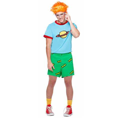 Adult Chucky Costume - Rugrats