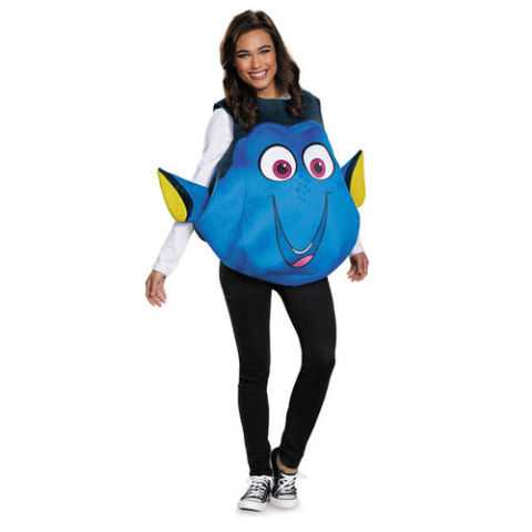 Disney's Finding Dory Adult Dory Costume
