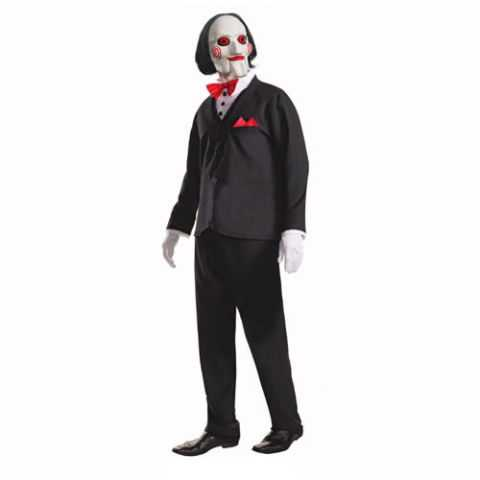 Billy the Puppet Costume – Saw