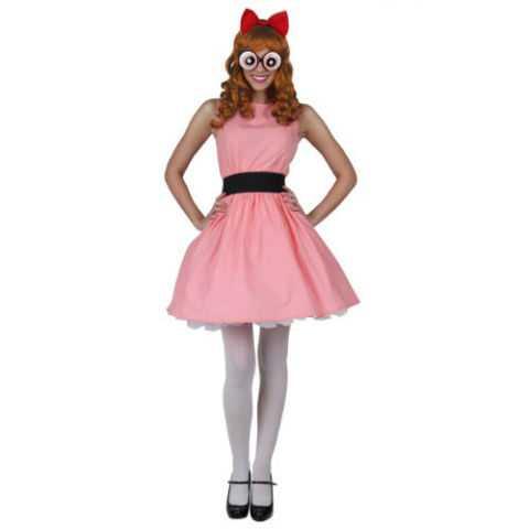Blossom Powerpuff Girls Costume