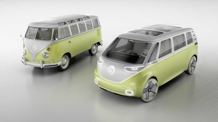 "<p>VW is once again&nbsp&#x3B;<a href=""http://www.roadandtrack.com/car-shows/detroit-auto-show/news/a32195/vw-id-buzz-concept"" data-tracking-id=""recirc-text-link"">teasing us with a revival of the iconic bus</a>, except this one is electric and autonomous. Of course, if there was one style of vehicle that should be autonomous, this is it.</p>"