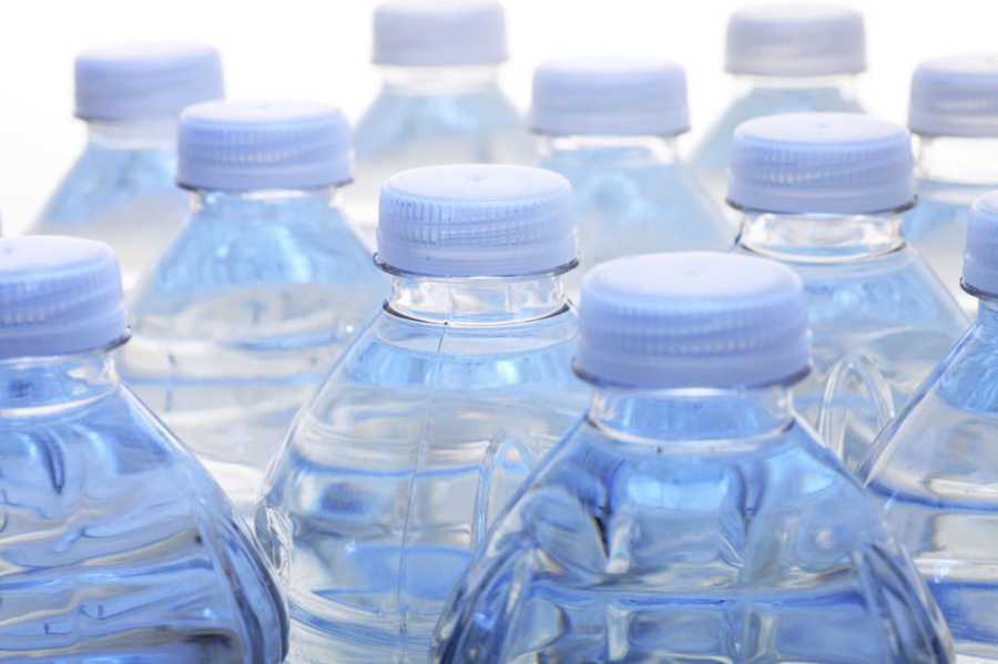 Group Bottled Water