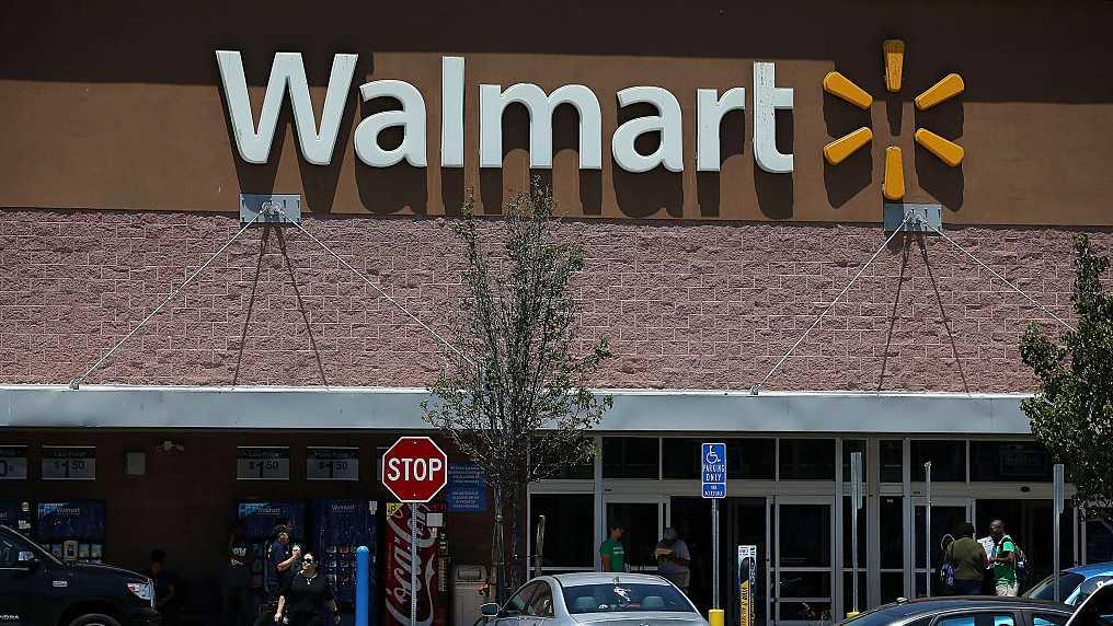 Walmart Signage