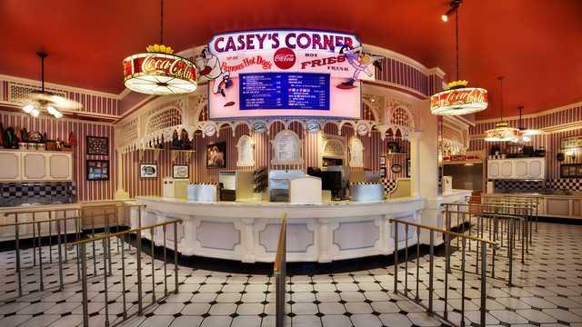 Casey's Corner Counter