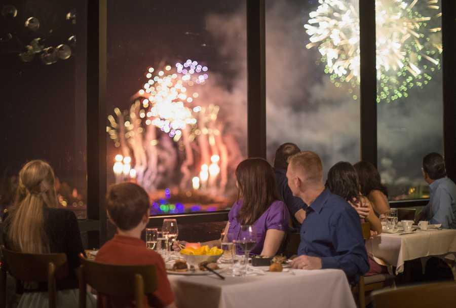 Fireworks Dinner
