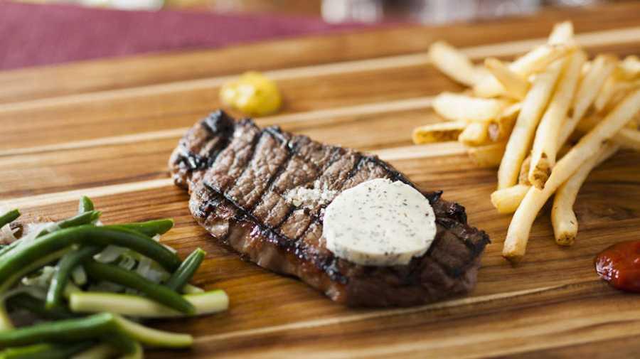 Disney Steak