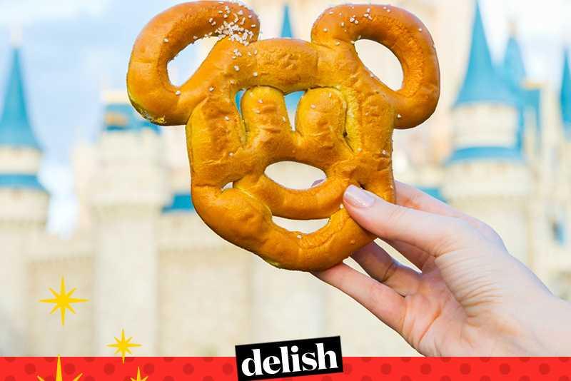 Disney Hacks Pinterest Chart