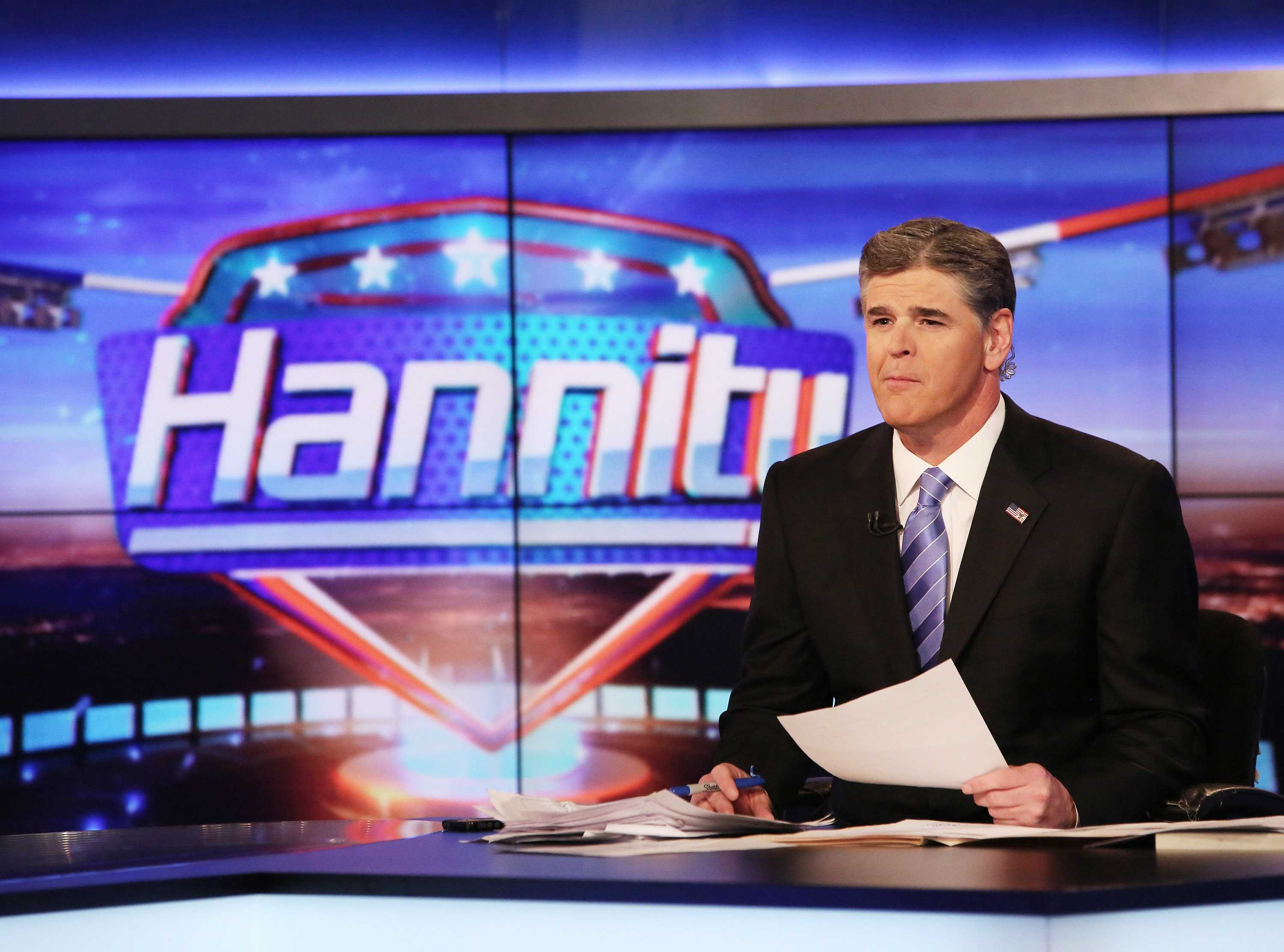 Sean Hannity says Trump's personal lawyer Michael Cohen 'never represented' him in any matter