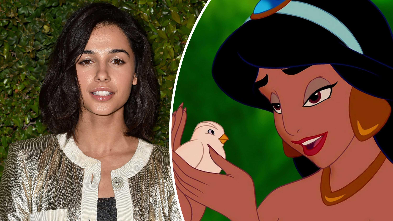 Naomi Scott, Aladdin, Princess Jasmine