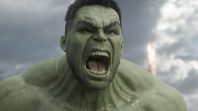 Hulk Thor: Ragnarok