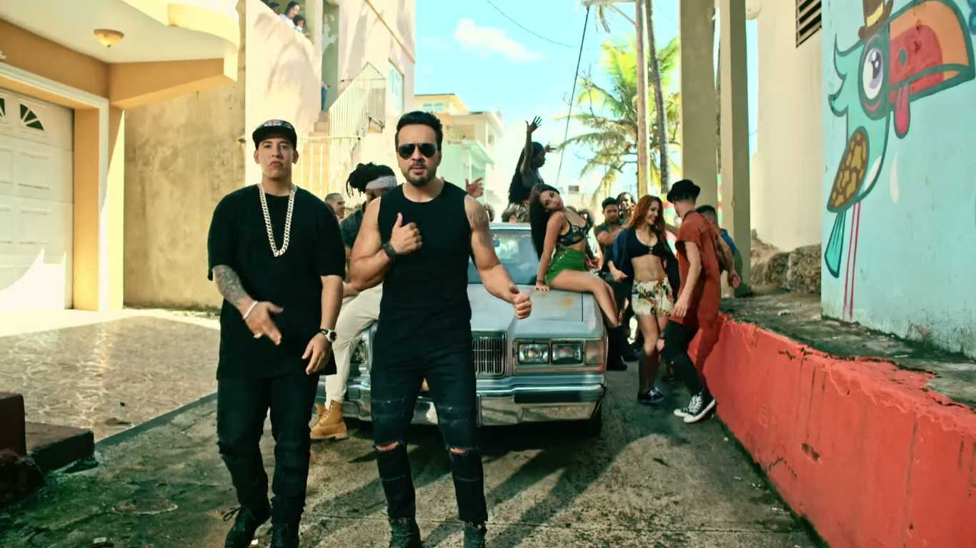 Daddy Yankee and Luis Fonsi's 'Despacito'