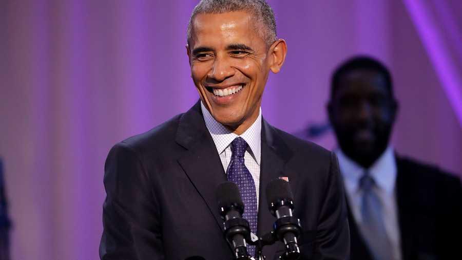 Obama | ELLE UK