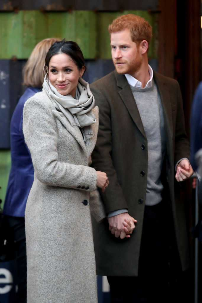 Package sent to Prince Harry and Meghan Markle treated as 'racist hate crime'
