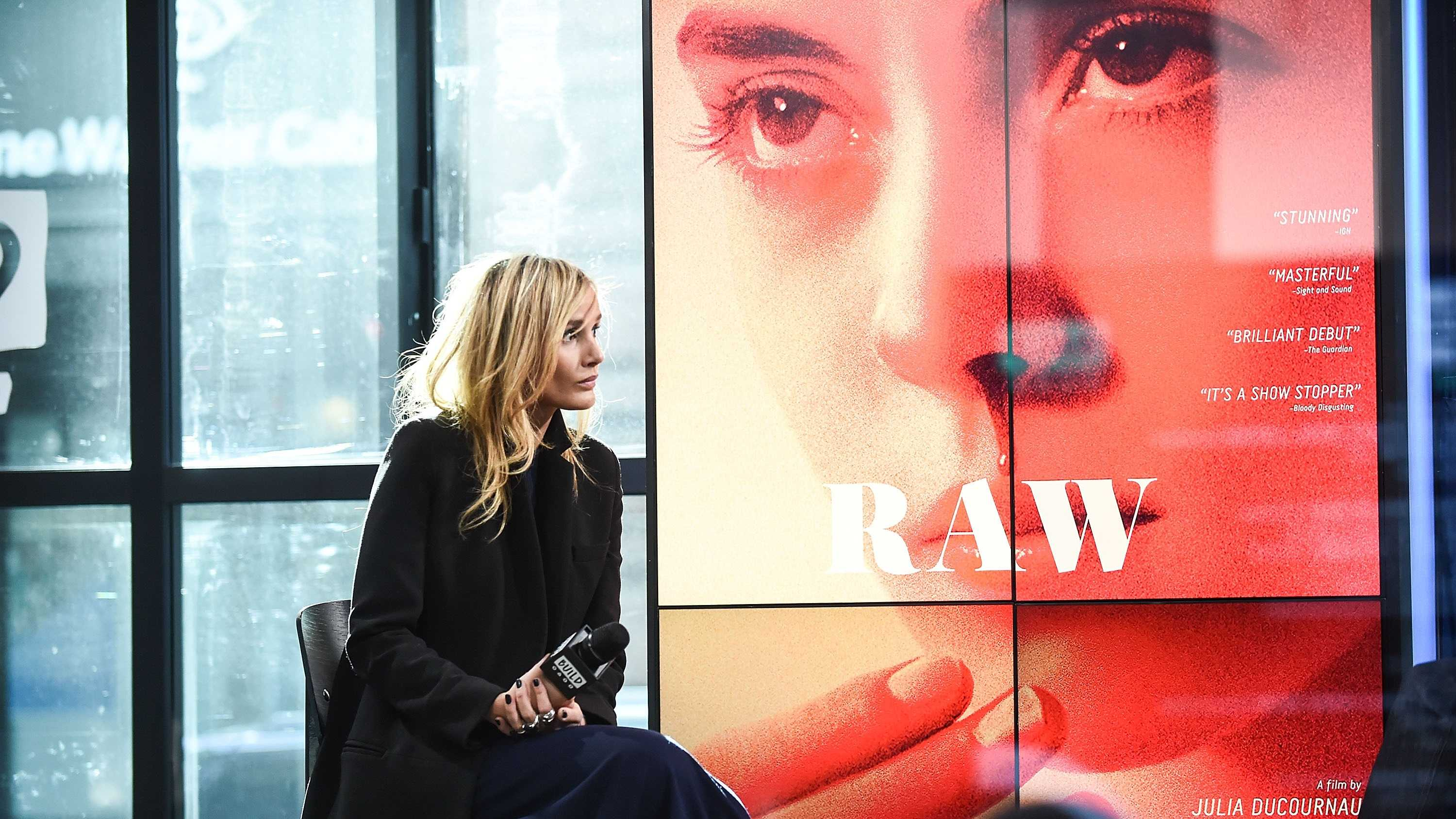 French director of thriller Raw Julia Ducournau
