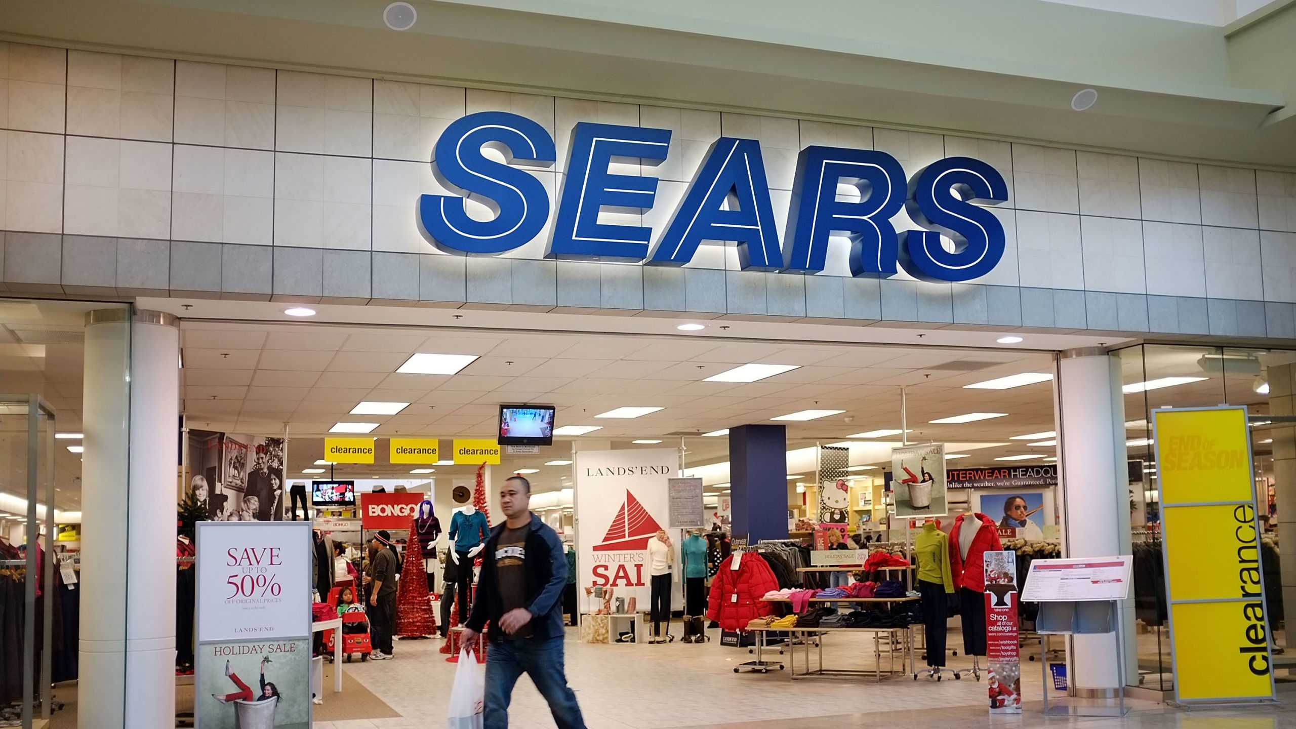 Sears, Kmart announce plans to close several stores by 2018