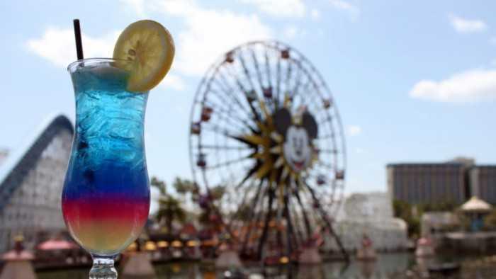 Fun Wheel Cocktail