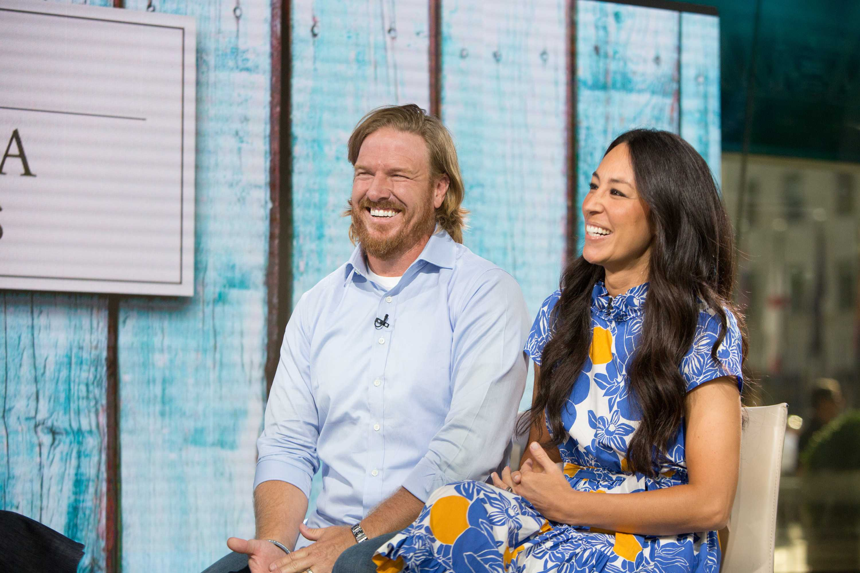 7 Fascinating Details About Chip And Joanna 39 S Wedding