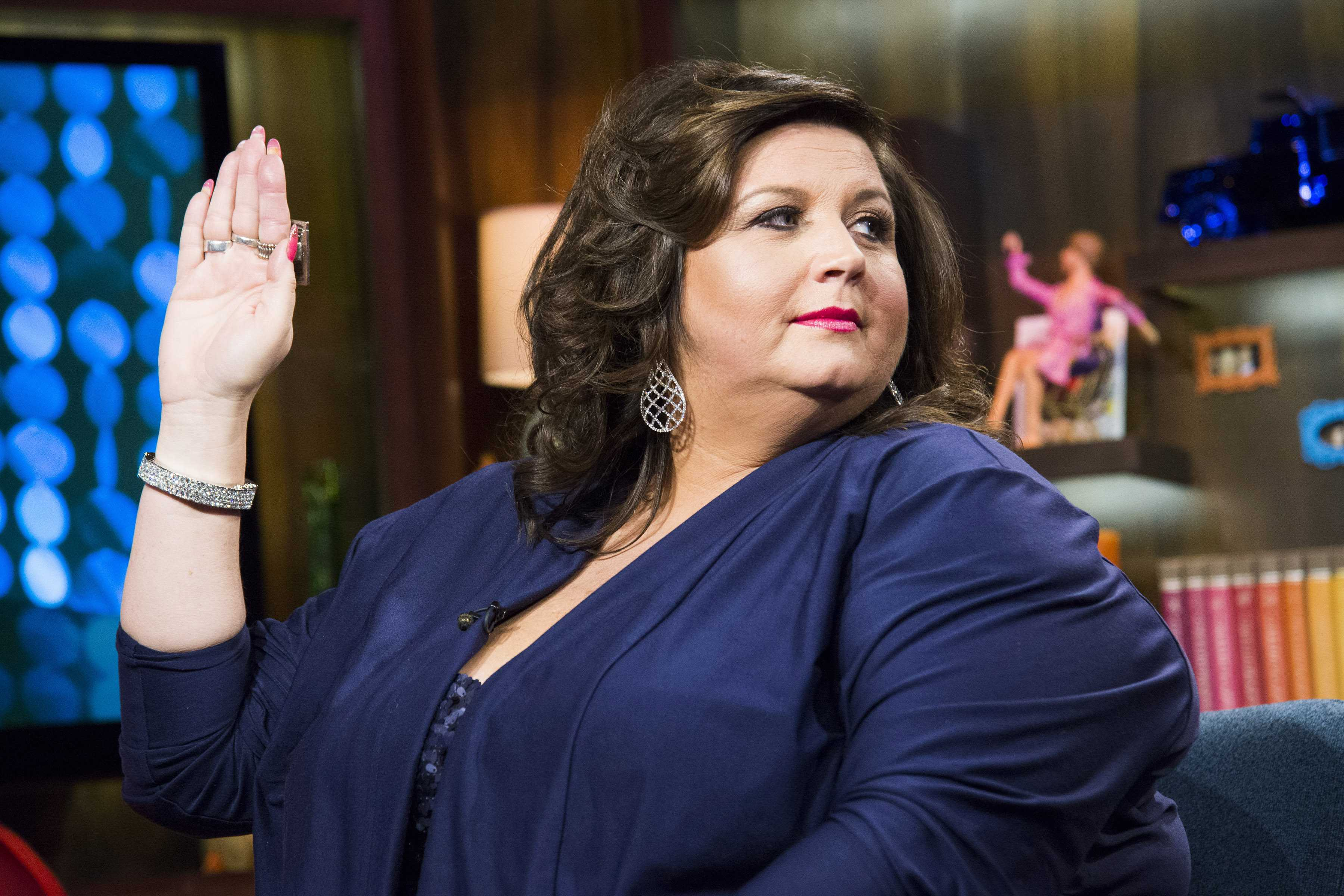 Abby Lee Miller shows off dramatic weight loss in Instagram from prison  sc 1 st  NewsLocker & Abby Lee Miller shows off dramatic weight loss in Instagram from ...
