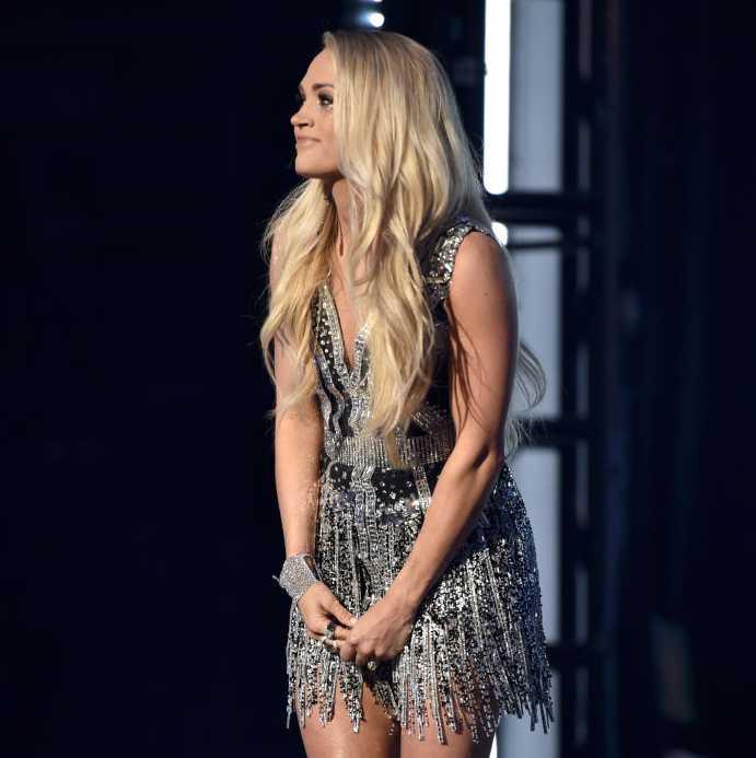 ACMAwards 2018 Carrie Underwood