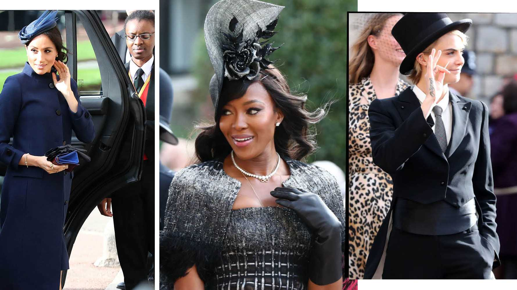 princess eugenie guest outfits