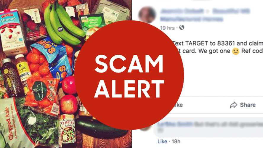 Target Gift Card Scam Is Targeting Shoppers on Facebook