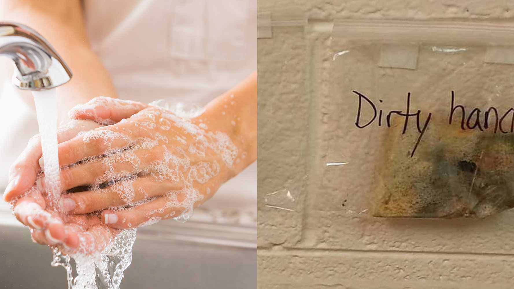 This gross experiment will make you NEVER forget to wash your hands again