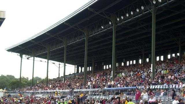Entertainment - Iowa State Fair grandstand generic - 30511203
