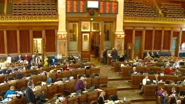 Iowa's legislative session is supposed to end this Friday.  But state lawmakers think the session is headed for overtime.