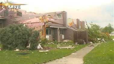 Creston Storm Damage