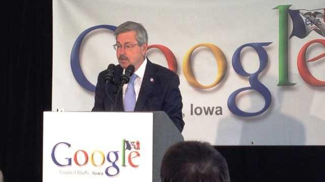 Google news conference branstad