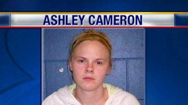 Ashley Cameron Charged With Killing Toddler