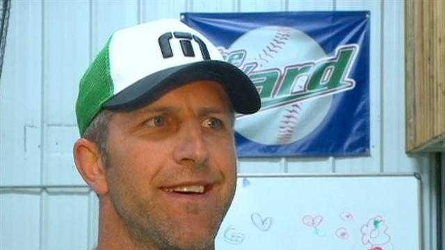 Casey Blake retiring