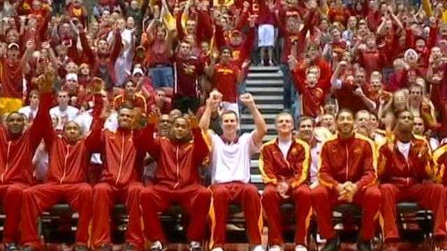 "Iowa State's basketball program will be led by ""The Mayor"" for at least 8 more years."