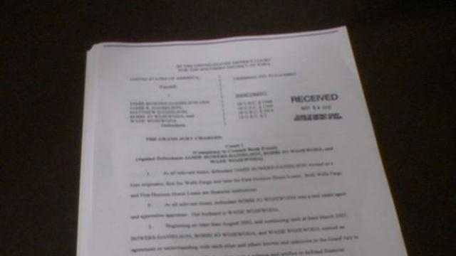 Mortgage Fraud Indictment