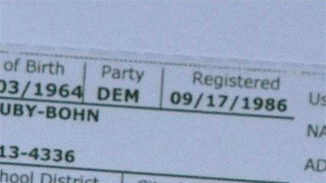 Hundreds of Polk County residents who took part in the primary elections earlier this month got a surprise in the mail this week.